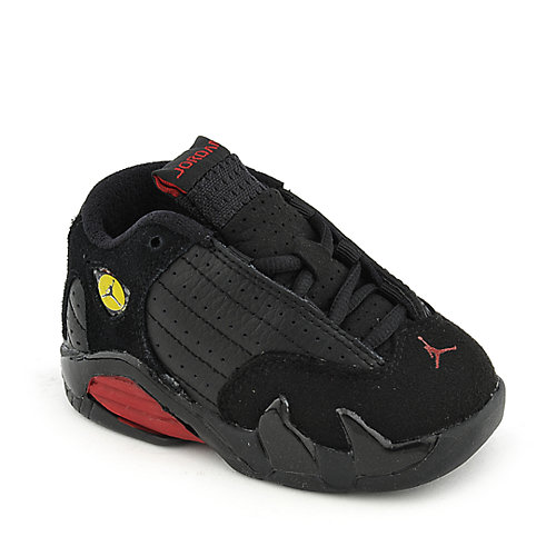 Jordan 14 Retro (TD) toddler basketball shoe