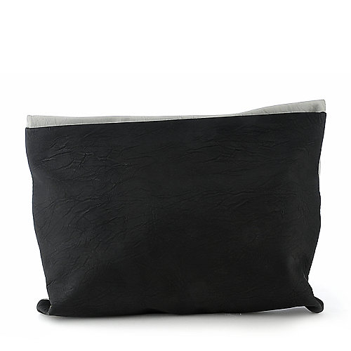Nila Anthony Envelope Clutch black accessories clutches