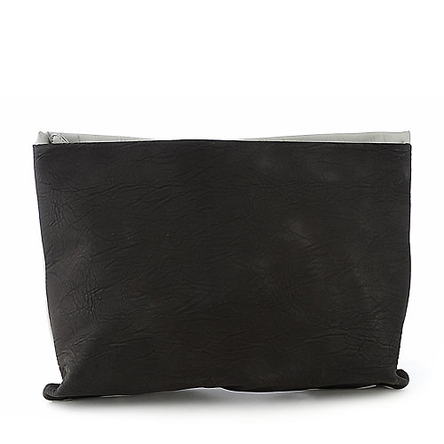 Nila Anthony Envelope Clutch brown accessories clutches