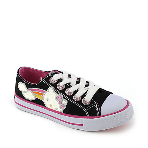 Hello Kitty Rainbow Kitty youth sneaker