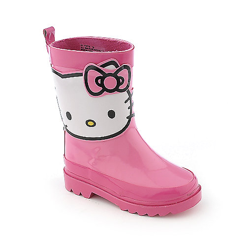 Hello Kitty Yvette toddler rain boot
