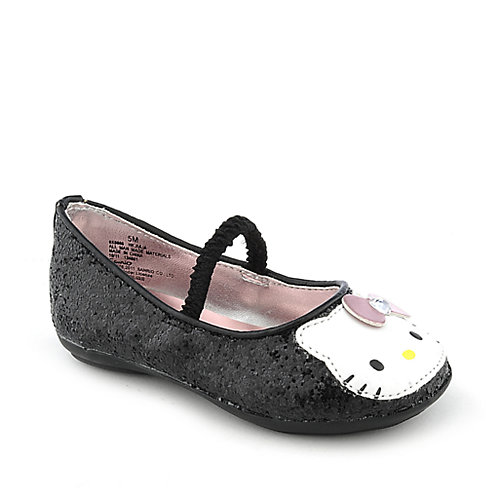 Hello Kitty Julia toddler Mary Jane flat