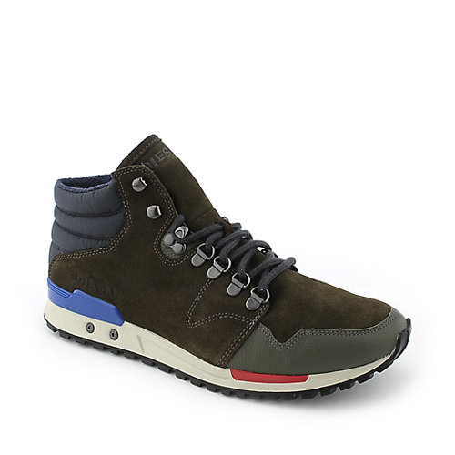 Diesel Backy mens casual lace-up sneaker