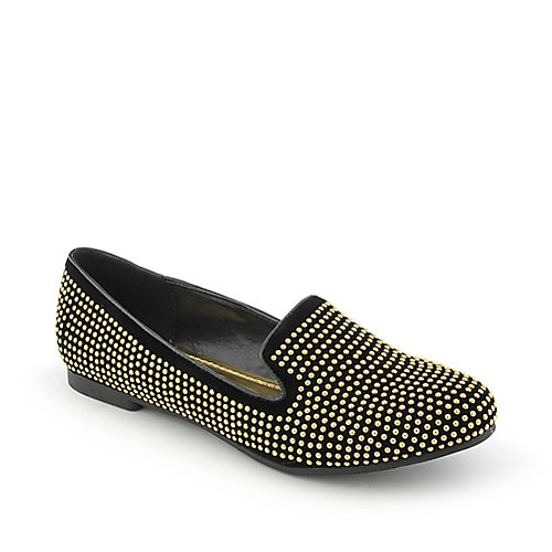Shiekh Studded Flat womens casual shoe