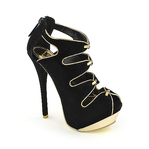Shiekh 035 womens casual high heel platform