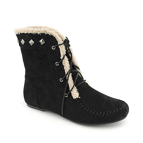 Glaze EMSB-008 womens boot