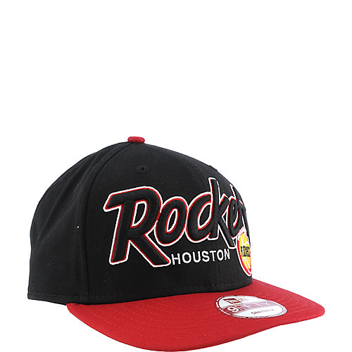 New Era Houston Rockets Cap NBA snap back hat