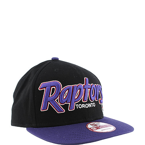 New Era Toronto Raptors Cap NBA snap back hat