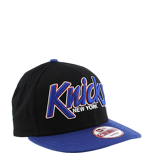 New Era New York Knicks Cap NBA snap back hat