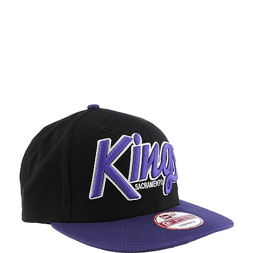 New Era Sacramento Kings Cap NBA snap back hat