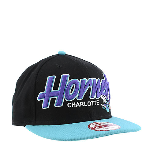 New Era Charlotte Hornets Cap NBA snap back hat