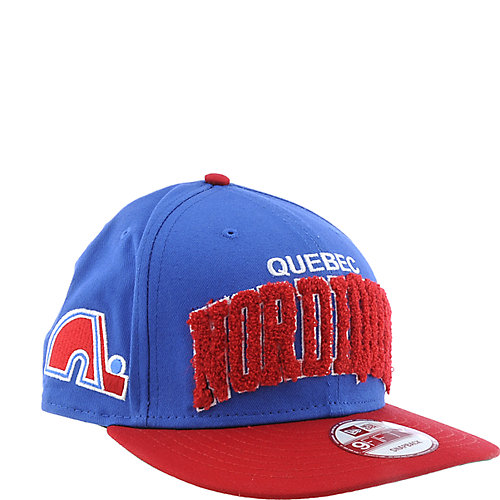 New Era Quebec Nordiques Cap NHL snap back hat