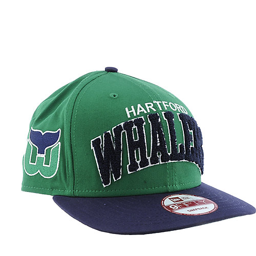 New Era Hartford Whalers Cap NHL snap back hat