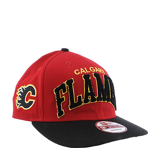 New Era Calgary Flames Cap NHL snap back hat