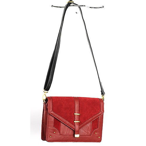 Nila Anthony Suede Satchel hand bag