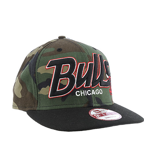 New Era Chicago Bulls Cap NBA snap back hat