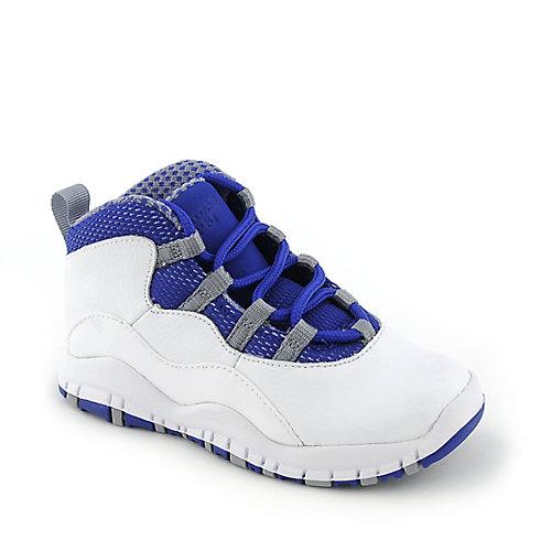 Jordan Air Jordan 10 Retro TXT (TD) toddler sneaker