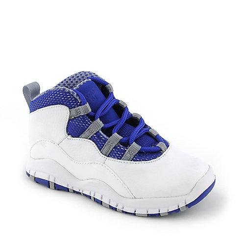 5ce7e486a751f2 Jordan Air Jordan 10 Retro TXT (TD) toddler sneaker