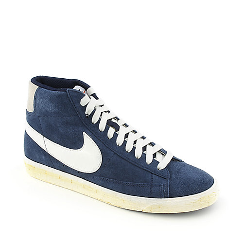 54c15c664b7a Nike Blazer High Premium Retro mens athletic basketball sneaker