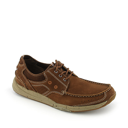 Clarks Saranac mens casual shoe