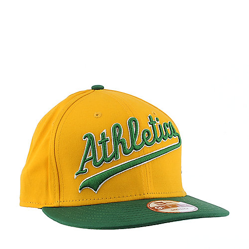 New Era Oakland Athletics Cap MLB snap back