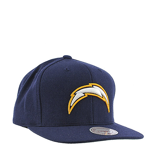 San Diego Chargers Cap: Mitchell & Ness San Diego Chargers Cap NFL Snap Back