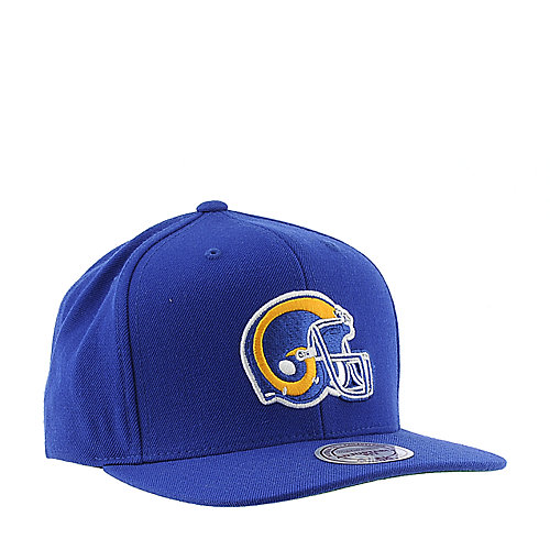 Mitchell & Ness Los Angeles Rams Cap NFL snap back