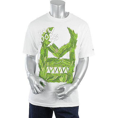 IM King Homegrown Tee mens white tee