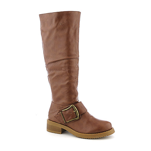 Bamboo Kapas-39 womens motorcycle boot