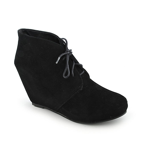 Bamboo Carmela-01 womens boot