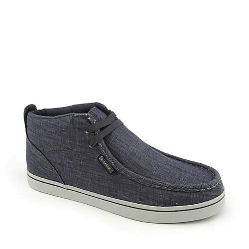 Lugz Strider Chambray mens casual sneaker