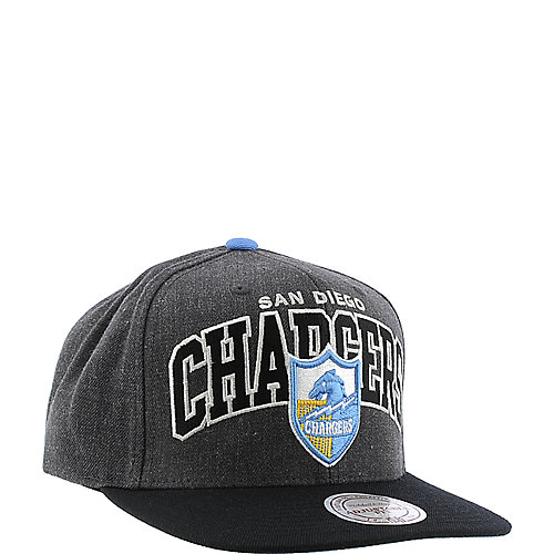 San Diego Chargers Cap: Mitchell & Ness San Diego Chargers Cap Snap Back Hat