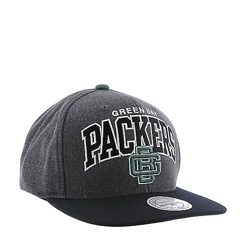 Mitchell & Ness Green Bay Packers Cap snap back hat