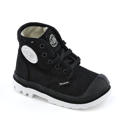 Palladium Pampa Hi Lace toddler sneaker