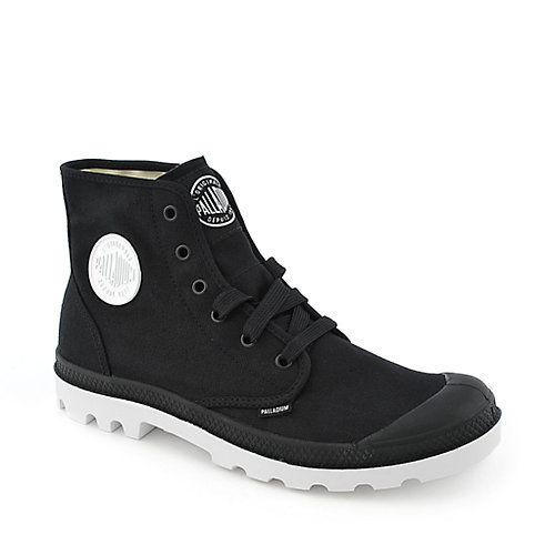 Palladium Blanc Hi mens casual lace-up shoe