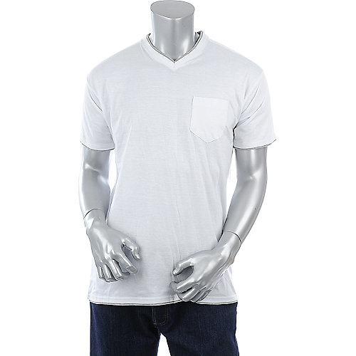Jordan Craig Double Layer V-Neck mens tee