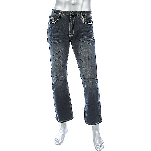Jordan Craig Vintage Wash Denim mens pants