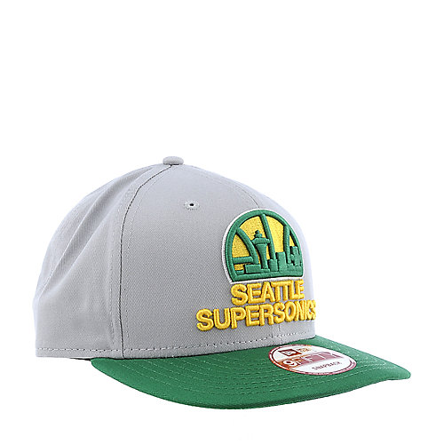 New Era Seattle Supersonics Cap snap back hat