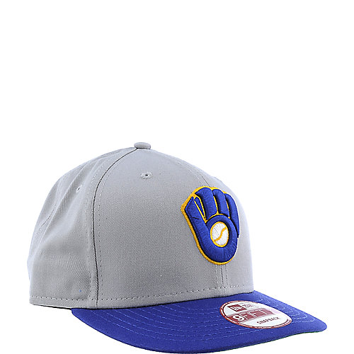 New Era Milwaukee Brewers Cap snap back hat