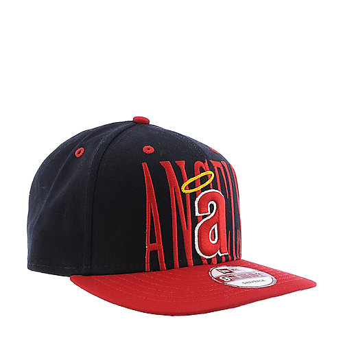 New Era California Angels Cap snap back hat