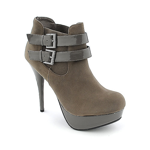 Bamboo Colada-73 womens high heel platform ankle boot