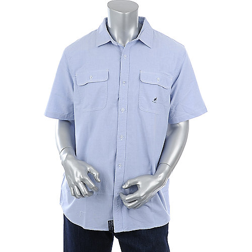 LRG Team Coach Woven Shirt mens shirt