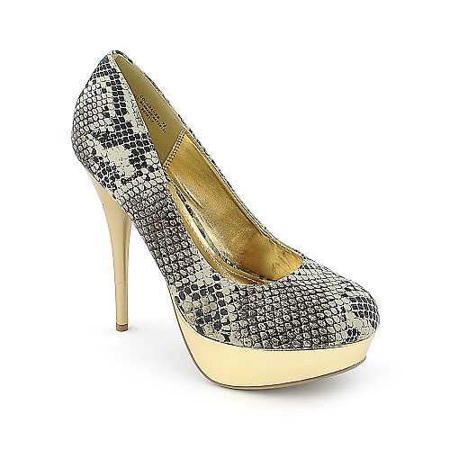 Bamboo Colada-29 womens dress platform exotic high heel