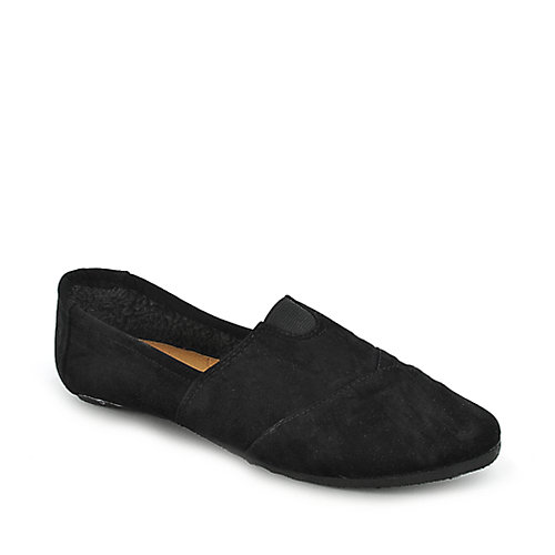 De Blossom Justin-4 womens slip on flat casual shoe