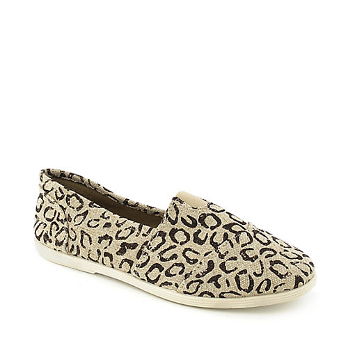 Shiekh Object-S womens animal print casual slip-on flat