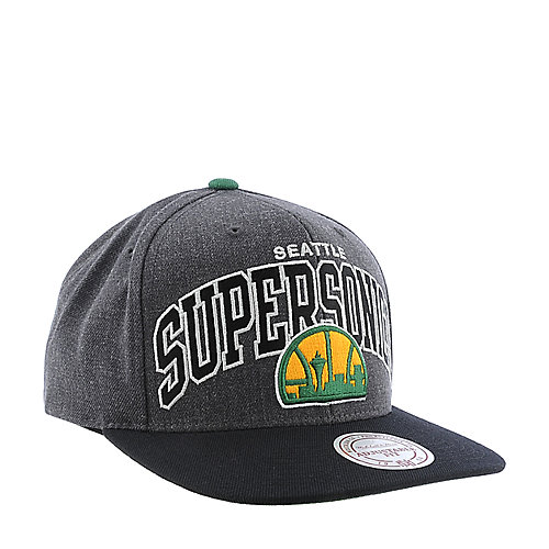 Mitchell & Ness Seattle Supersonics Cap snap back hat
