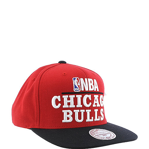 Mitchell & Ness Chicago Bulls Cap snap back hat