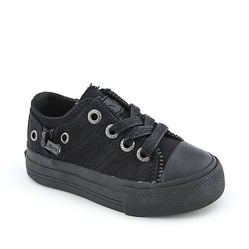 Levis Zip Ex Lo Canvas toddler sneaker