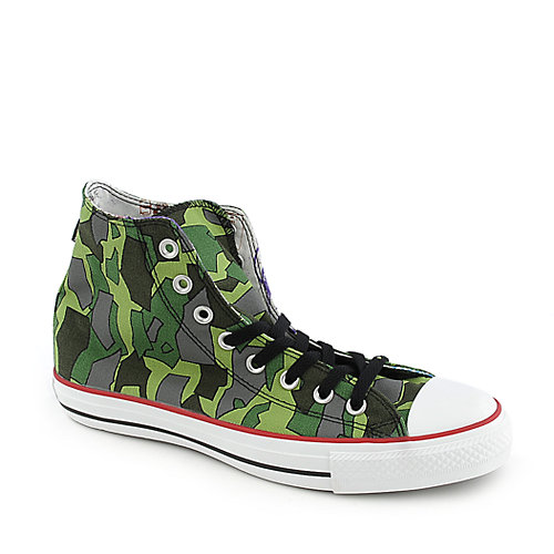 Converse All Star Chuck Taylor Camo Hi mens athletic lifestyle sneaker