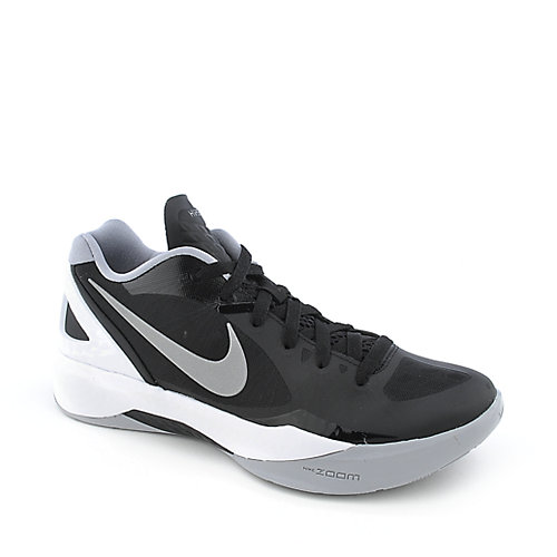 nike zoom hyperdunk 2011 low mens black sneaker